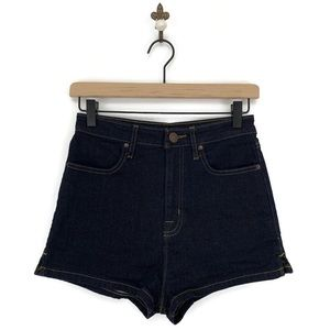UO BDG Super High Rise Spade Pin Up Shorts Size 26